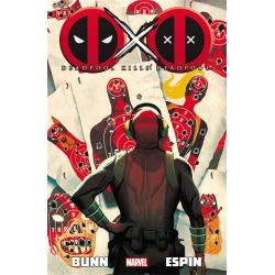 Deadpool Kills Deadpool, Deadpool Killogy: Part 9-12 by Cullen Bunn, 9780785184935.