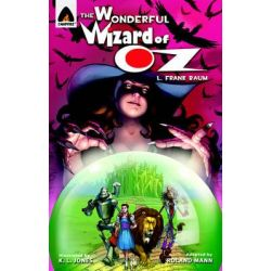The Wonderful Wizard of Oz, A Campfire Graphic Novel by Roland Mann, 9789380028514.
