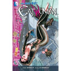 Catwoman Volume 1: The Game, The New 52! by Judd Winick, 9781401234645.