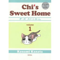 Chi's Sweet Home, Volume 1, Chi's Sweet Home by Kanata Konami, 9781934287811.