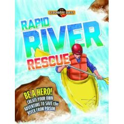 Geography Quest : Rapid River Rescue, Geography Quest by John Townsend, 9781784930103.