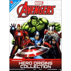 Marvel's Origin Storybook Collection, 5 hardcover book boxed set by Marvel, 9781760154943.