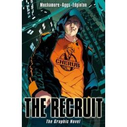 Cherub the Recruit Graphic Novel, Cherub by Robert Muchamore, 9781444903188.