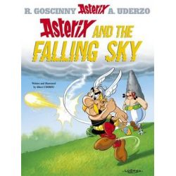 Asterix and the Falling Sky, Asterix Series : Book 33 by Rene Goscinny, 9780752873015.