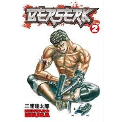 Berserk, Volume 2: The Guardians of Desire, The Guardians of Desire by Kenturo Miura, 9781593070212.