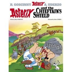 Asterix and the Chieftain's Shield, Asterix Series : Book 11 by Rene Goscinny, 9780752866253.