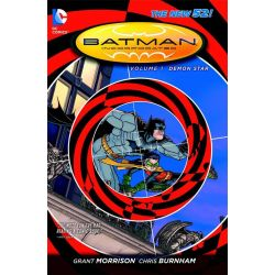 Batman Incorporated Volume 1: Demon Star , The New 52! by Grant Morrison, 9781401242633.