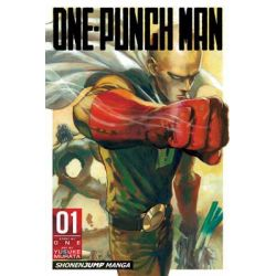 One-Punch Man, One Punch Man by One, 9781421585642.