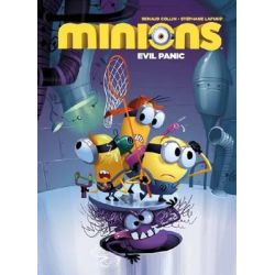 Minions, Vol. 2 by Stephane Lapluss, 9781782765554.