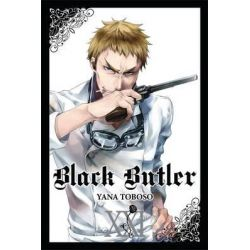 Black Butler, Vol. 21 by Yana Toboso, 9780316352093.