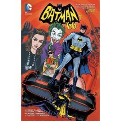 Batman 66, Vol 3 by Jonathan Case, 9781401257507.