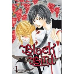 Black Bird, Vol. 1 by Kanoko Sakurakoji, 9781421527642.