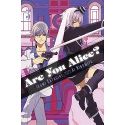 Are You Alice?, v. 3 by Ikumi Katagiri, 9780316252799.