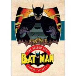 Batman, The Golden Age Omnibus Vol 01 by Bob Kane, 9781401260095.