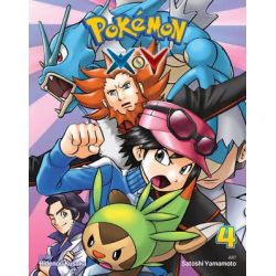 Pokemon XY, Pokemon by Hidenori Kusaka, 9781421582559.