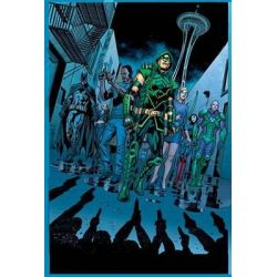 Green Arrow, Vol 7 by Ben Sokolowski, 9781401257620.