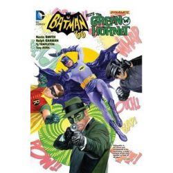 Batman 66, Green Hornet by Ralph Garman, 9781401257996.