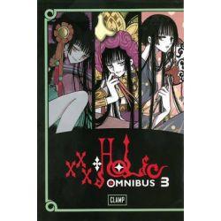 Xxxholic Omnibus 3, xxxHolic by CLAMP, 9781612625935.