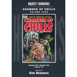 Chamber of Chills, Volume 4 - Issues 20 - 26 by PS Artbooks, 9781848634657.