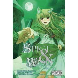 Spice and Wolf, Manga Vol 10 by Isuna Hasekura, 9780316336604.