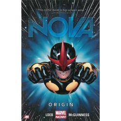 Marvel Now! : Nova, Origin : Volume 1 by Jeph Loeb, 9780785166054.