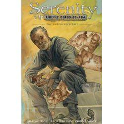 Serenity, The Shepherd's Tale : Book 3 by Chris Samnee, 9781595825612.