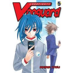 Cardfight!! Vanguard, Volume 5 by Akira Itou, 9781939130761.