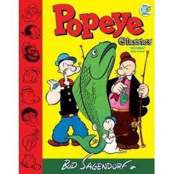 Popeye Classics, Volume 7 by Bud Sagendorf, 9781631404474.