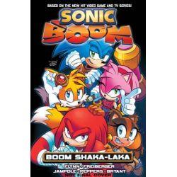 Sonic Boom Volume 2, Boom Shaka-Laka by Sonic Scribes, 9781627389945.