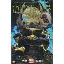Marvel Now! : Thanos Rising, Thanos by Jason Aaron, 9780785184003.