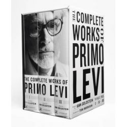 The Complete Works of Primo Levi by Primo Levi, 9780871404565.