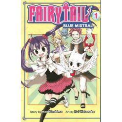 Fairy Tail Blue Mistral, Fairy Tail by Hiro Mashima, 9781632361332.
