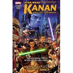 The Last Padawan, Star Wars Kanan : Volume 1 by Greg Weisman, 9780785193661.