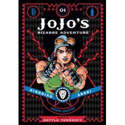 Jojo's Bizarre Adventure, Battle Tendency: Part 2 by Horihiko Araki, 9781421578828.