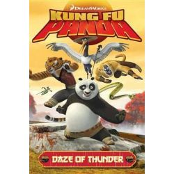 Kung Fu Panda : Daze of Thunder, Volume 1 by Simon Furman, 9781782762683.