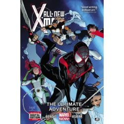 All-New X-Men Volume 6, The Ultimate Adventure by Brian Michael Bendis, 9780785189695.