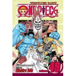 One Piece : Nightmare Luffy, Volume 49, Nightmare Luffy, Volume 49 by Eiichiro Oda, 9781421534657.