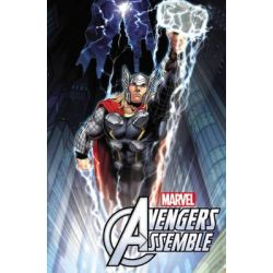Marvel Universe All-New Avengers Assemble Volume 3, Volume 3 by Joe Caramagna, 9780785193609.