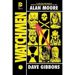 Watchmen by Dave Gibbons, 9781401248192.