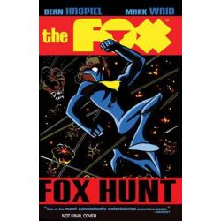 The Fox, Fox Hunt by Mark Waid, 9781619889712.