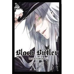 Black Butler, Book 14 by Yana Toboso, 9780316244305.