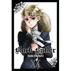 Black Butler, Book 20 by Yana Toboso, 9780316305013.