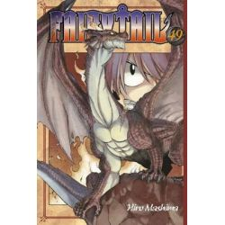 Fairy Tail , Book 49 by Hiro Mashima, 9781612629858.