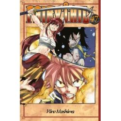 Fairy Tail, Book 47 by Hiro Mashima, 9781612627984.