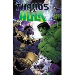 Thanos vs. Hulk by Jim Starlin, 9780785197126.