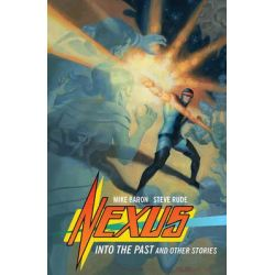 Nexus, Into the Past and Other Stories by Steve Rude, 9781616558444.