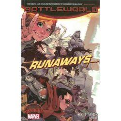 Runaways, Battleworld by Noelle Stevenson, 9780785198826.