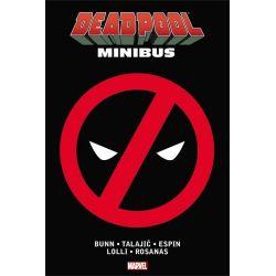 Deadpool Minibus by Dalibor Talajic, 9780785190301.