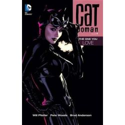 Catwoman, The One You Love Vol 4 by Pete Woods, 9781401258320.