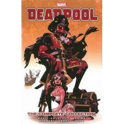 Deadpool, The Complete Collection: Volume 2 by Daniel Way, 9780785185475.